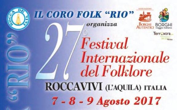 Festival Internazionale del Folklore Roccavivi