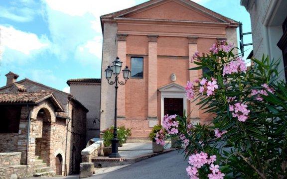 Fossato di Vico-Chiesa di San Sebastiano