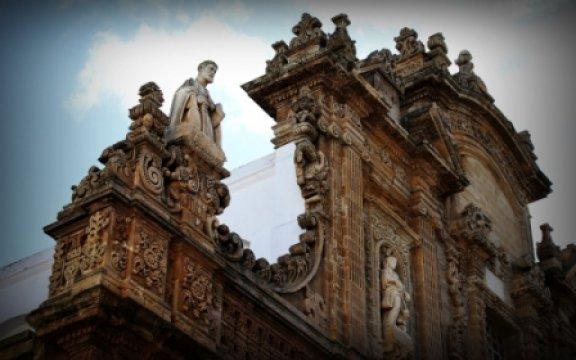 Gallipoli-facciata Chiesa di Sant'Agata-ph.Il Gusto del bello
