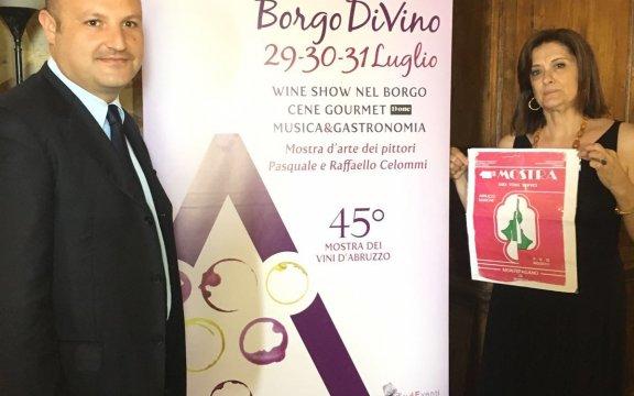 """Dal 29 al 31 luglio torna """"Montepagano Borgo DiVino"""""""