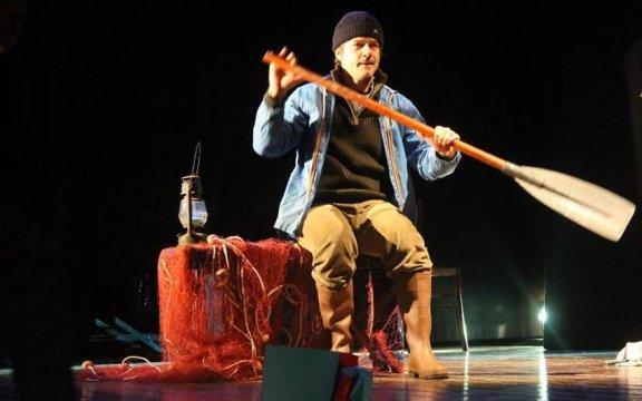 Il sindaco pescatore - Ph Mario De Santis