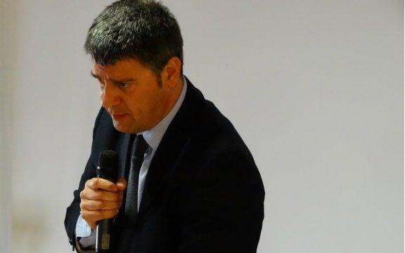 Ivan Stomeo candidato alla guida dell'ANCI