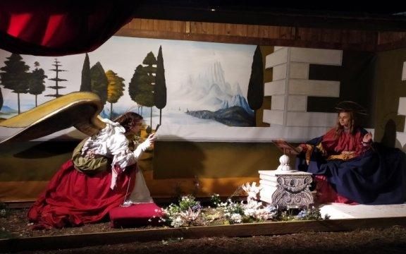 Leonardo-L'-Annunciazione-Presepe-Io-Sono-l'-altro-Altamura-2019