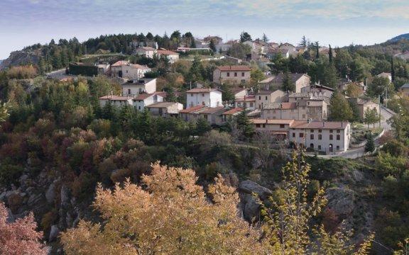 Lettopalena_panorama del borgo