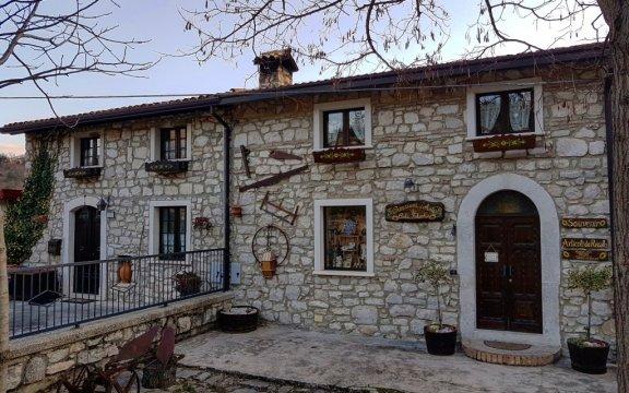 Lettopalena_casa del borgo