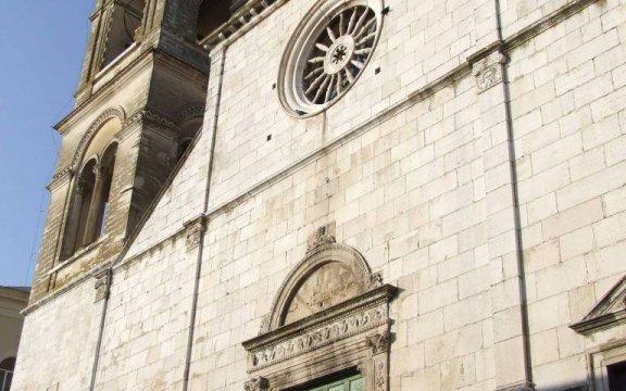 Minervino-Murge-cattedrale