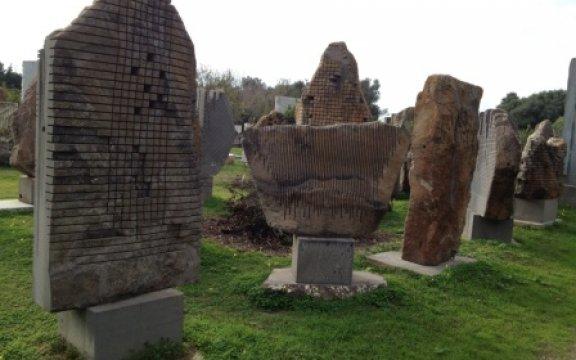 Modolo-pietre-sonore-scultore-Pinuccio Sciola