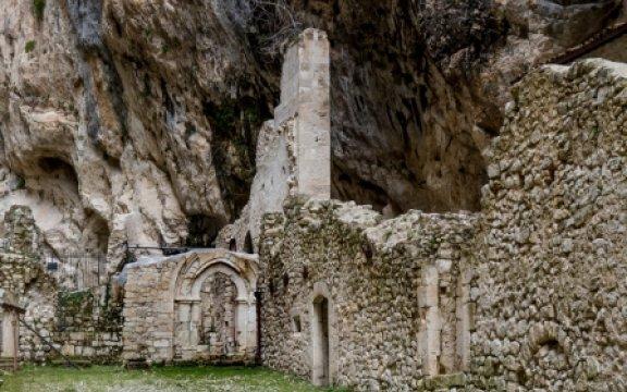 Monastero_San_Martino_in Valle_Fara San Martino
