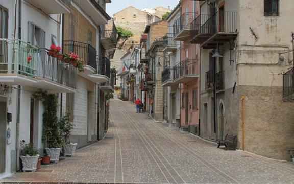 Monteferrante-borgo