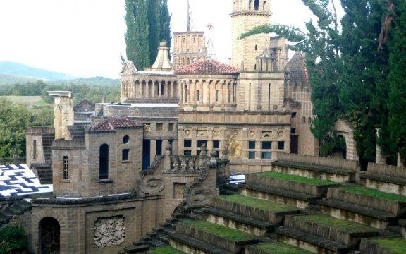 Montegabbione-neo pressi della Scarzuola-la città ideale