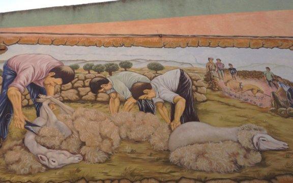 Noragugume_murales