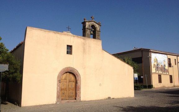 Noragugume_chiesa