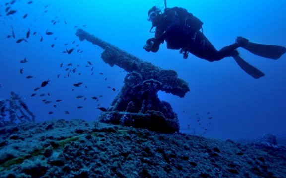Orosei, immersioni