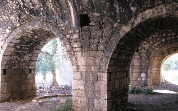 Bitetto-palmento-e-frantoio-medievale-della-Abbazia-XVsecolo