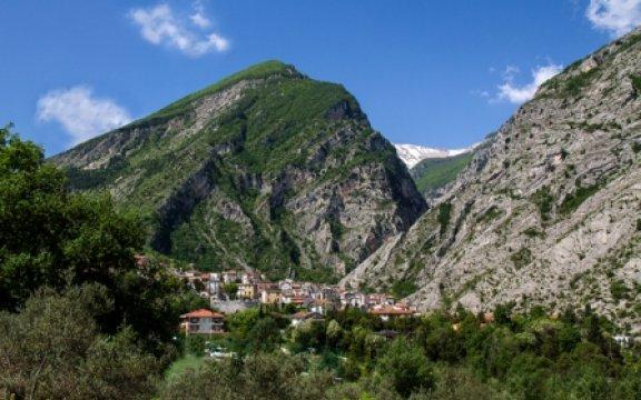 Fara San Martino_panorama_Majella