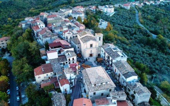 Perano, Abruzzo