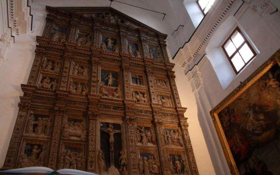 Petralia-Sottana-Polittico-Cagini-Chiesa-SS-Trinita-foto-Rosario-Agr+-