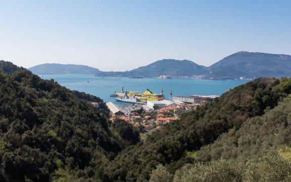 Pitelli-vista sul porto di La Spezia-ph. Matteo Trombello