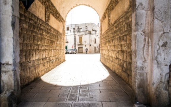 Turi, Porta Nuova - ph. Maria Rosaria Venere