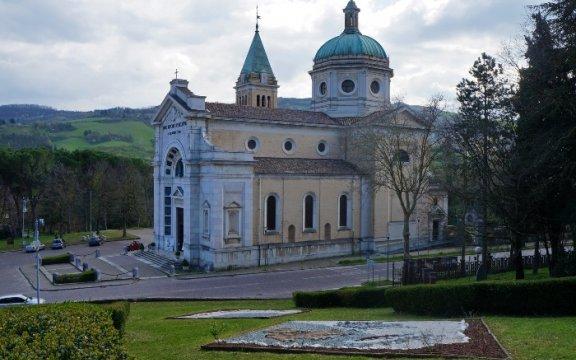 Predappio_chiesa_monumentale