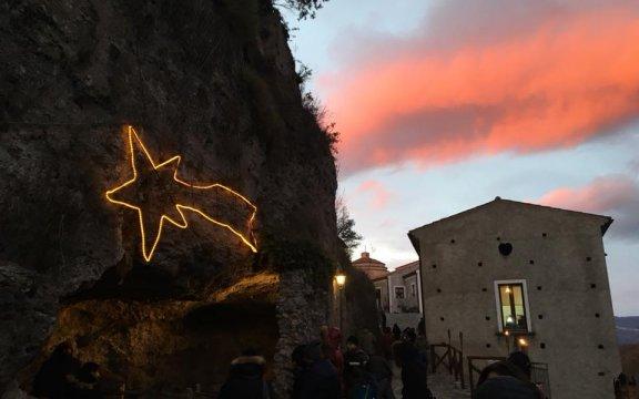 Laino-Castello-Presepe-Vivente