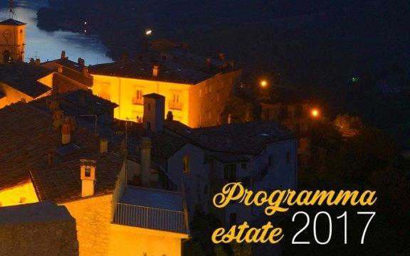 Barrea-programma-estate-2017-comunità ospitale