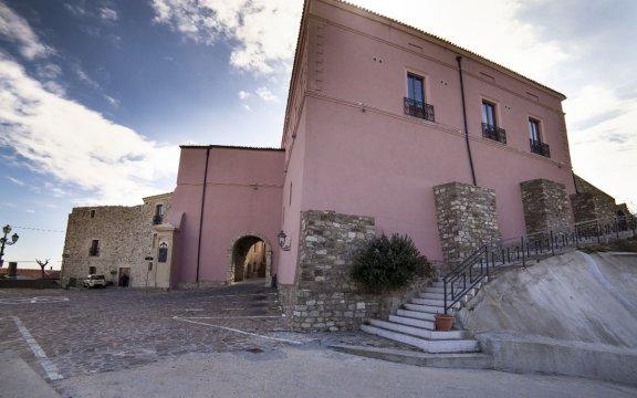 Roseto Capo Spulico_Castrum_Roseti