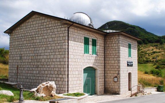 San Pietro Avellana-Osservatorio astronomico