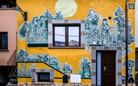 Satriano di Lucania-Comunità Ospitale