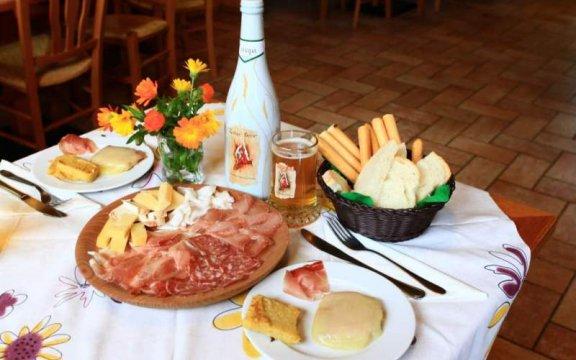 Sauris-gastronomia