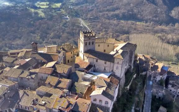 roviano, roma, terzo borgo autentico della rete bai lazio