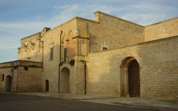 Seclì, Palazzo Ducale – Lupiae – Wikimedia