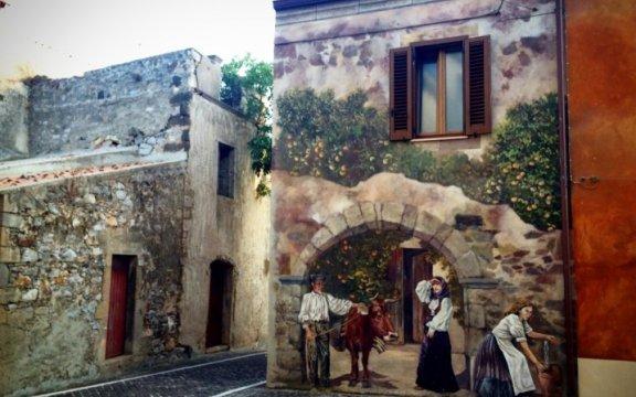 Sennaiolo-murales