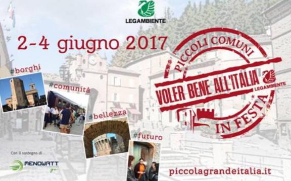 Voler Bene all'Italia Legambiente e Associazione Borghi Autentici