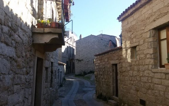 Aggius centro storico