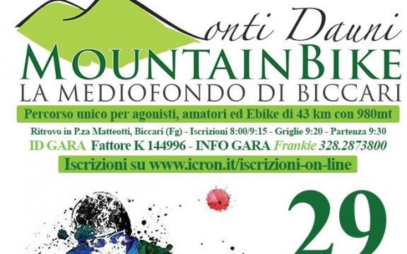 Mountain-bike--Monti Dauni