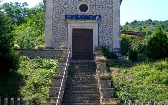 Capistrello_chiesa_di_santa_Barbara