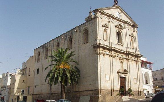 Castellaneta_Chiesa_San_Michele_Arcangelo