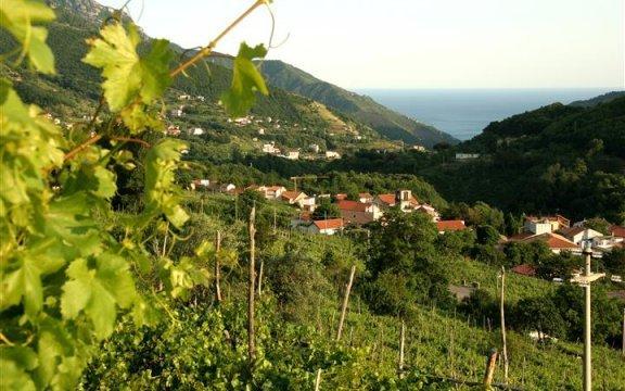 Panorama di Tramonti (SA), Borghi Autentici d'Italia