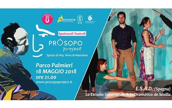 """Al Parco Palmieri di Martignano (Le) parte il """"Pròsopo Project"""""""
