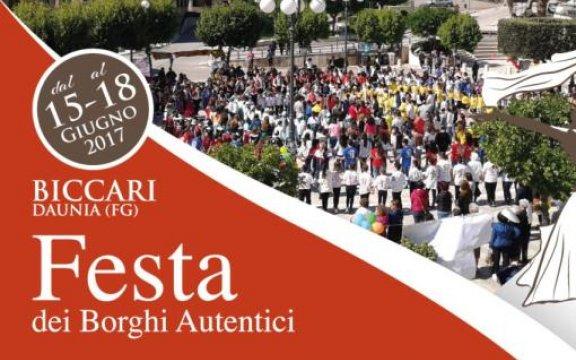 festa nazionale borghi autentici d'italia biccari