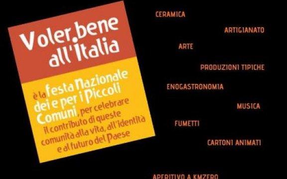 """""""Voler Bene all'Italia"""" 2018 a Norbello (Or): arte e identità"""