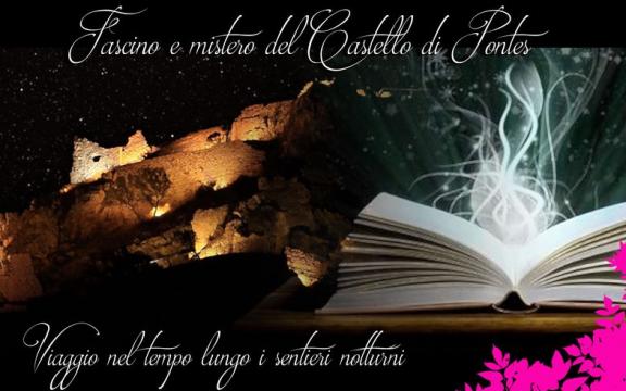 galtellì Fascino e mistero del Castello di Pontes: visita guidata notturna
