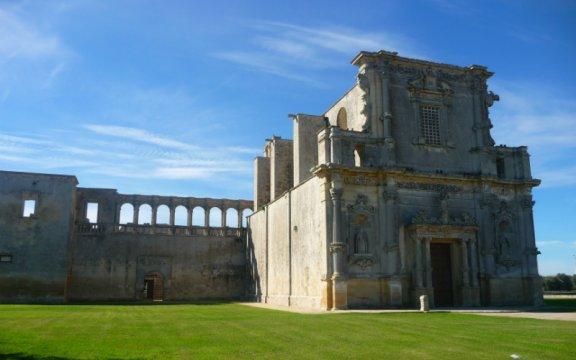 melpignano ex convento agostiniani Il grande borgo griko della Grecìa Salentina immagina il suo futuro