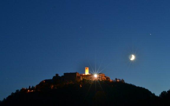 monte santa maria tiberina Festa in Collina e Chiostri Acustici