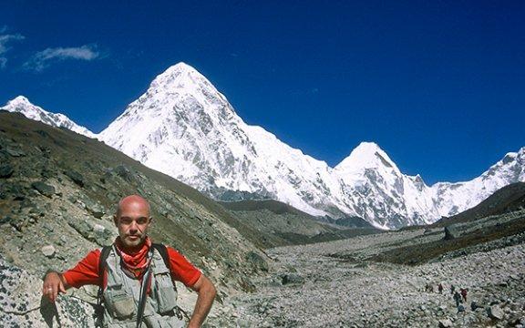 """banari, sassari, mostra """"gianluigi anedda. il nepal in 40 scatti"""" - paesaggio e autoritratto"""