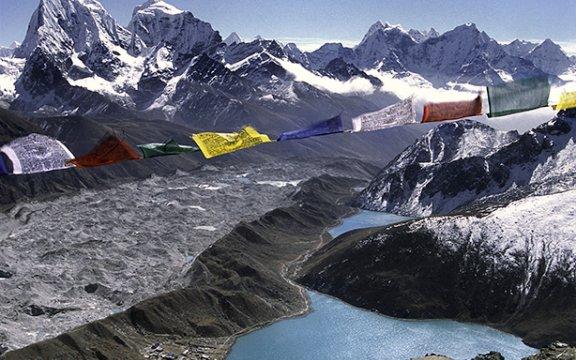 """banari, sassari, mostra """"gianluigi anedda. il nepal in 40 scatti"""" - paesaggio"""