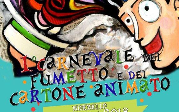 carnevale del fumetto-norbello