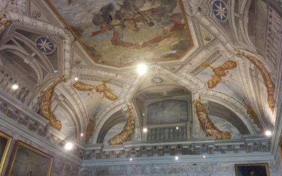 palazzo-alteri-oriolo-romano-soffitto-salone-degli-avi
