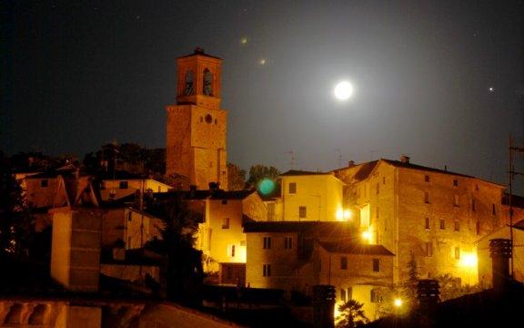 Papiano_Panorama_notturno